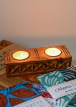 Neema Tealight Holder