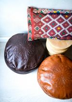 Moroccan Baby Pouf
