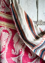 VIntage Kantha Single #25