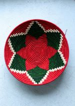 Uganda Basket Bowl Red