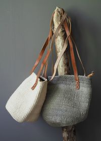 Kenya Sisal Shoulder Bag