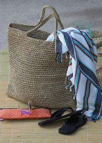 Dream Beach Bag