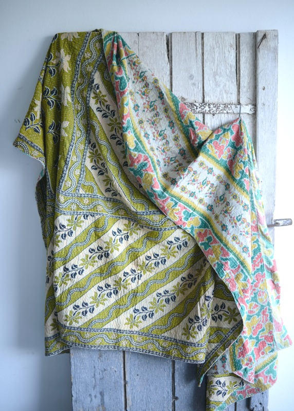 Vintage Kantha Single #21